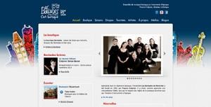 boréades visuel site