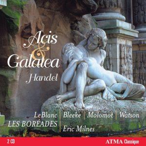 Acis & Galatea, Les Boréades de Montréal