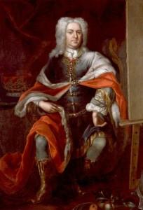 James Brydges, comte de Carnavon et duc de Chandos