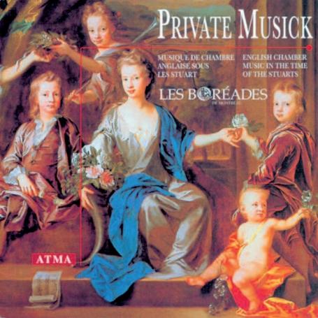 Private Musik, Boréades 1