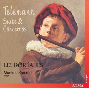 Telemann, Boréades 1