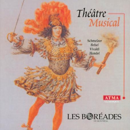 Théâtre musical, Boréades 1