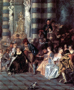 <h6>Antoine Watteau</h6>