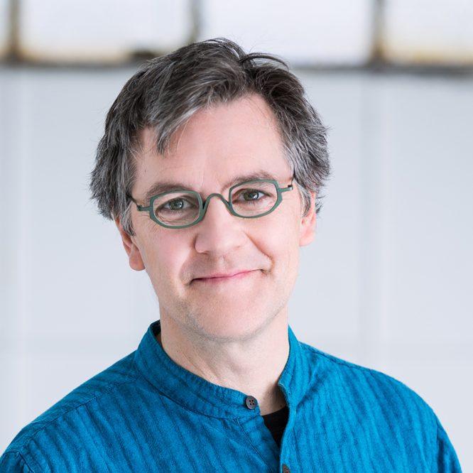Francis Colpron, directeur artistique des Boréades de Montréal