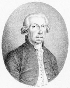 Friedrich Hartmann Graf
