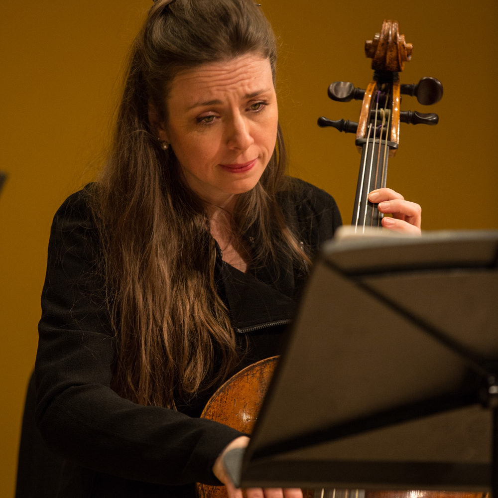 Mélisande Corriveau violoncelle Les Boréades de Montréal 2