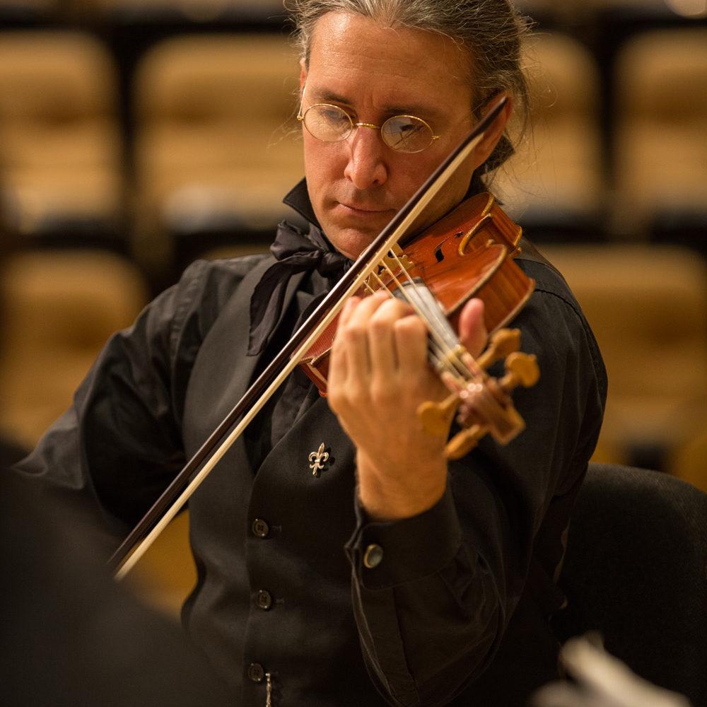 Olivier Brault premier violon Les Boréades de Montréal 4