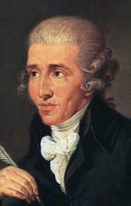 Franz Joseph Haydn vers 1780